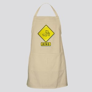 Steam Roller XING BBQ Apron