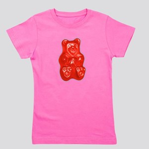 Red Gummi Gummy Bear T-Shirt