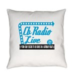 CB Radio Live Everyday Pillow