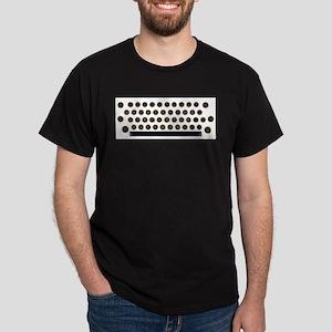 Typewriter Key Layout T-Shirt