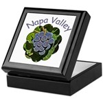 Napa Valley Grapes - Keepsake Gift Box
