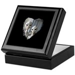 Alien Couple (Heart) - Keepsake Gift Box