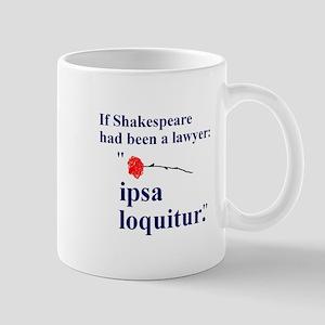 """""""Rose Ipsa"""" Mug"""