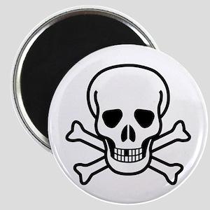 Skull and Crossbones (BT) Magnets