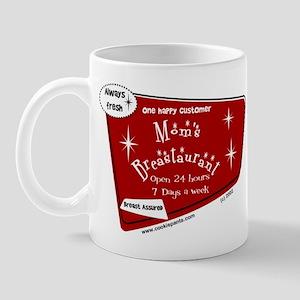 Breastaurant - Happy Customer Mug