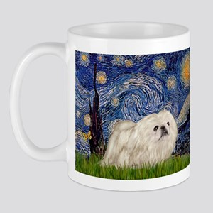 Starry / Pekingese(w) Mug