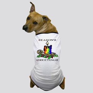 Season's Greetings Dog T-Shirt