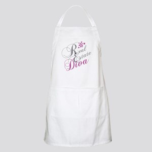 Real Estate Diva Light Apron