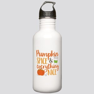 Pumpkin Spice and Ever Stainless Water Bottle 1.0L