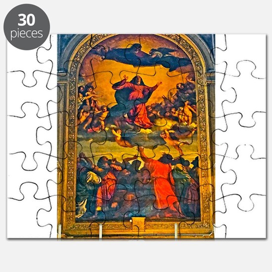 Assumption of the Virgin Puzzle