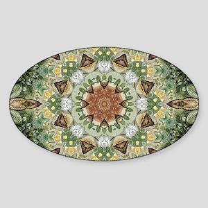 botanical bohemian boho floral Sticker