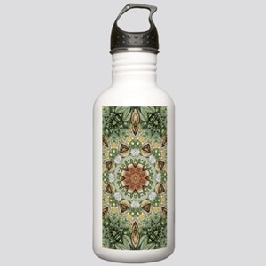 botanical bohemian boh Stainless Water Bottle 1.0L