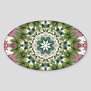 bohemian Chic boho floral Sticker