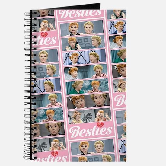 I Love Lucy: Besties Pattern Journal