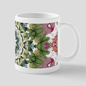 bohemian Chic boho floral Mugs