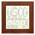 USCG Sister Framed Tile
