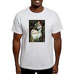Ophelia /Pekingese(w) Light T-Shirt