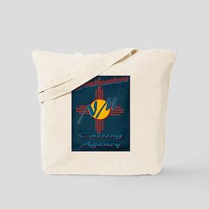 SE NM Casting Agency Logo Wear Tote Bag