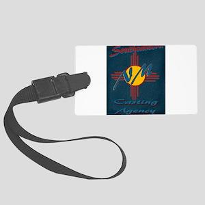 SE NM Casting Agency Logo Wear Luggage Tag