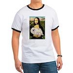 Mona /Pekingese (w) Ringer T