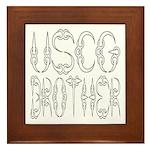 USCG Brother Framed Tile