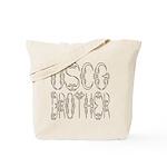USCG Brother  Tote Bag