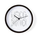 USCG Brother Wall Clock