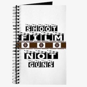 Shoot film, not guns Journal