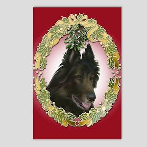 Belgian Tervuren Christmas Postcards (Package of 8
