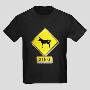 Mule XING Kids Dark T-Shirt
