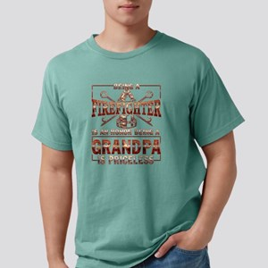 Being A Firefighter T Shirt, I'm A Fireman T-Shirt