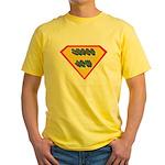 SuperJew Yellow T-Shirt