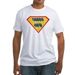 SuperJew Fitted T-Shirt
