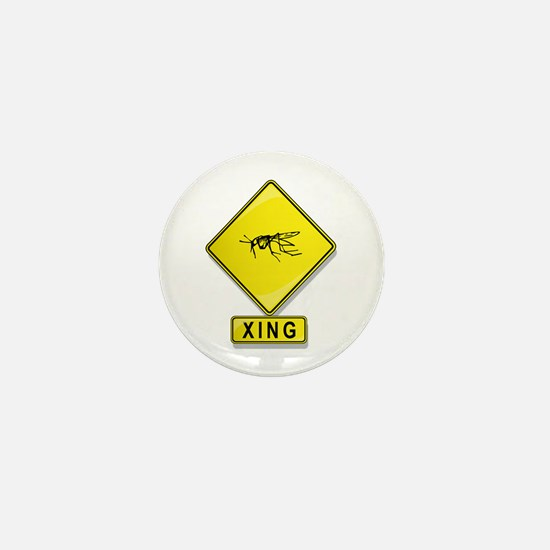 Mosquito XING Mini Button