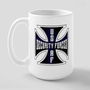 Security Forces Iron Cross Large Mug