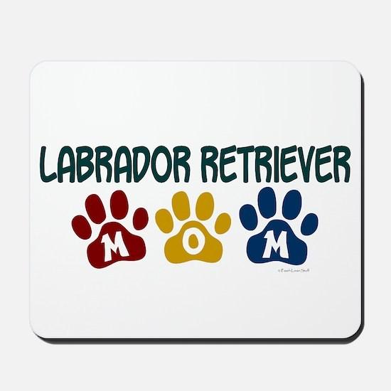 Labrador Retriever Mom 1 Mousepad