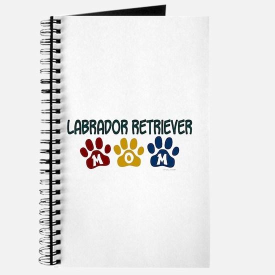 Labrador Retriever Mom 1 Journal