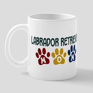 Labrador Retriever Mom 1 Mug