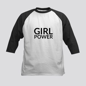 Girl Power Baseball Jersey
