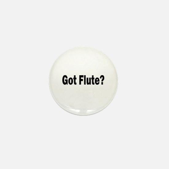 Got Flute? Mini Button