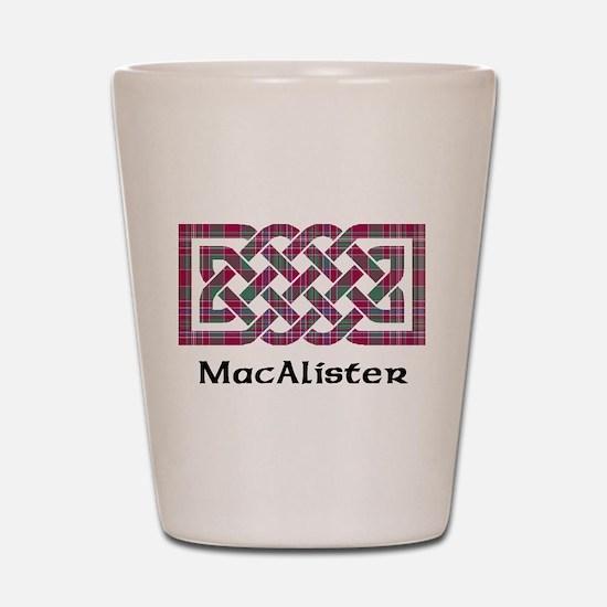 Knot - MacAlister Shot Glass