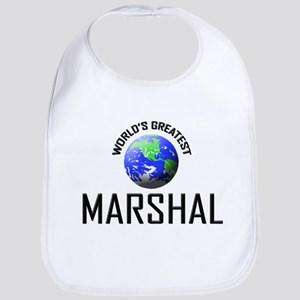 World's Greatest MARSHAL Bib