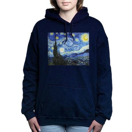 Night Cafepress Starry The 1910504149 Hoodie Pullover di Vinc 4rEFRwqxr7