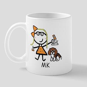 Microscope - MK Mug