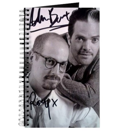 Signed Picture Journal