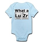 What A LuZr Infant Bodysuit