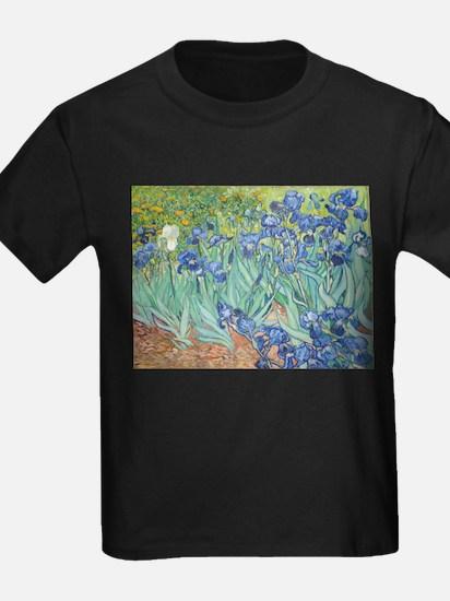 Irises by Vincent Van Gogh T