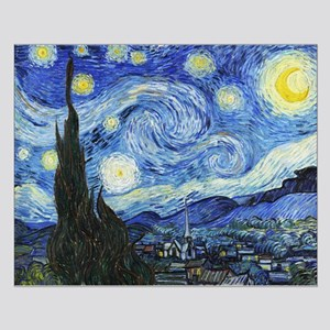 The Starry Night by Vincent Van Gogh Posters