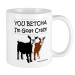 Yes, I'm Goat Crazy! Mug
