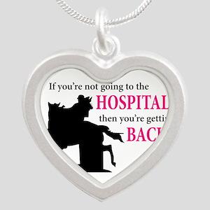 Barrel Racer: Hospital Necklaces